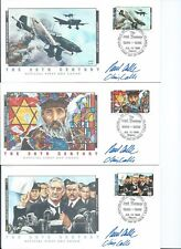 1930'S CELEBRATE THE 20TH CENTURY FDC'S, WORLD WAR 11, GREAT DEPRESSION, PICASSO