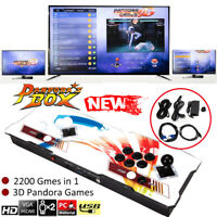 Pandora's Box 9S Arcade Video Game Console 1280P Game System Support 2D 3D Games