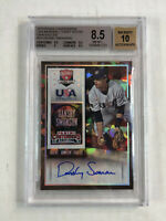 DANSBY SWANSON 2015 Contenders CRACKED ICE SP RC AUTO 23/23! BGS 8.5 w/ 10 AUTO!