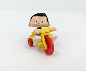 Bobby's World, Bobby riding Tricycle McDonald's Happy Meal Toy 1994