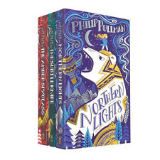 His Dark Materials Trilogy: 3 books Collection Set by Philip Pullman (2010, Paperback)