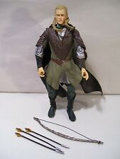 LORD OF THE RINGS LEGOLAS ACTION FIGURE WITH BOW 2002 MARVEL