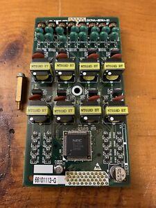 NEC DSX 40 1091002 DX7NA-8ESIU-S1 8-Port Digital Station Expansion Card Board