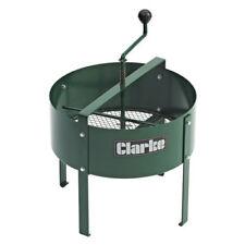 Clarke CRS400 Rotation Bodensieb für Boden/Kompost langlebig Baustahl Bau