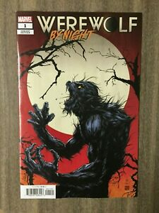 Werewolf by Night #1 Okazaki 1:50 Variant VF/NM