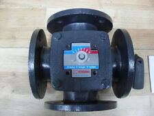 Esbe 4 Way Rotary Mixing Valve 11102000 4 F 65 KVS=90 PN6 110 Degrees C