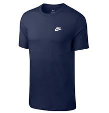 NIKE Mens Blue Sportswear Short Sleeve T-Shirt Medium BNWT