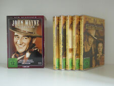 JOHN WAYNE COLLECTION 5 DVD Set Box Western Filme