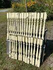 29 Antique Porch Balusters ~ Wood, C.1910 Portland, ME Architectural Elements