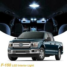 NEW For 2015-up Ford F-150 12-Light LED Full Interior Lights Package Deal