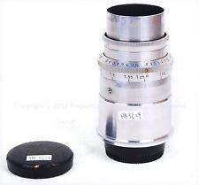 EX+ Hugo Meyer Makro plasmat 105mm f/2.7 gorlitz modified to Nikon AI