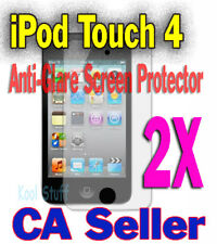 2X Anti-Glare Screen Protector Apple iPod Touch 4 4G