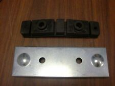 CHEVROLET FRONT MOTOR MOUNT RUBBER MOUNT ONLY 216 235 CAR & TRUCK 1940's 1950's