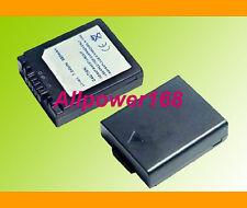 CGAS002A/1B CGA-S002A/1B Battery Panasonic DMC-FZ5 DMC-FZ10 CGA-S002/A