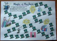 MAGIC 'E' MAYHEM game PHONICS/SPELLING Teacher Resource