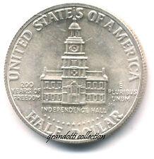 HALF DOLLAR 200 INDEPENDENCE HALL 1976 S AMERICA MONETA ARGENTO PROOF
