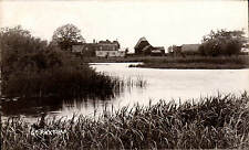 Great Paxton near St Neots. River.