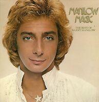 BARRY MANILOW Manilow Magic The Best Of 1979 UK Vinyl LP EXCELLENT CONDITION