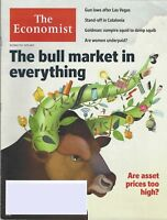 THE ECONOMIST MAGAZINE OCTOBER 7 - 13TH 2017-THE BULL MARKET IN EVERYTHING...