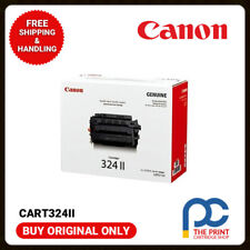 New & Original Canon CART324II BLACK High Yield Toner Cart LBP6750DN