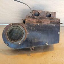 MG MGB 1962-67 Original Heater Box Assembly WORKING OEM