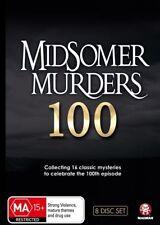 Midsomer Murders 100 (DVD, 2014, 8-Disc Set)