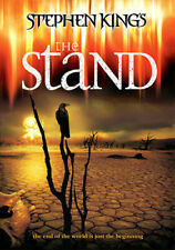 The Stand [New DVD] Full Frame, 2 Pack, Dubbed, Subtitled, Sensormatic