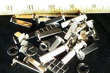 Locksmith Cylinder Tailpiece Assortment 30 pieces lock parts cam kik steampunk