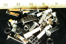 New listing Locksmith Cylinder Tailpiece Assortment 30 pieces lock parts cam kik steampunk