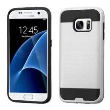Fundas y carcasas Para Samsung Galaxy S7 color principal plata para teléfonos móviles y PDAs Samsung