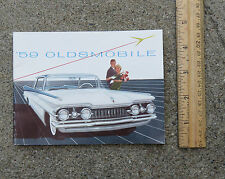 Original  1959 Oldsmobile  Color Booklet Models Specs Etc