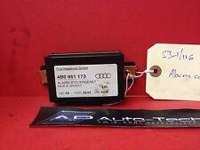 Alarm Sensor Unit - 4B0 951 173 - Genuine 2002 Audi S3 Quattro 1.8T AMK 210BHP
