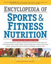 Encyclopedia of Sports and Fitness Nutrition-ExLibrary