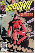 DAREDEVIL THE MAN WITHOUT FEAR N°304  Albo In Americano ed. MARVEL COMICS