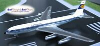 Aeroclassics ACDABUI Lufthansa Boeing 707-3C Asia D-ABUI Diecast 1/400 Jet Model