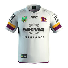 Brisbane Broncos Away Jersey Kids Size 14 Available NRL ISC SALE 17
