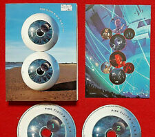 "2x DVD: ""PINK FLOYD PULSE"" Live in London 1994, Concert 145 Min., total 240 Min."