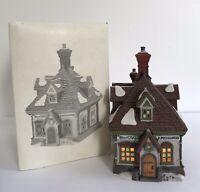 Dept 56 Dickens Village WM Wheat Cakes & Puddings #5808-4