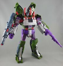 Transformers Combiner Wars Armada MEGATRON Complete Leader Tank Lot