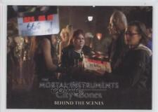 2013 Leaf The Mortal Instruments: City of Bones Behind the Scenes #BHS-II 0a1