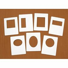 Darice - Easy Frames For Embossing Folders 7-pack EZFRAME  Assorted Sizes Deal
