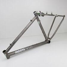 "26"" Moots YBB Titanium Softail MTB Frame, 18.7"", Vintage"