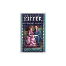 Fin de Siècle Kipper - Ciro Marchetti - Inglés - Oracle Telling Card Deck
