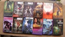 LOT OF 49 ~ VAMPIRES ZOMBIES WITCHES WEREWOLVES DEMONS DRAGONS ELVES DROW OH MY!