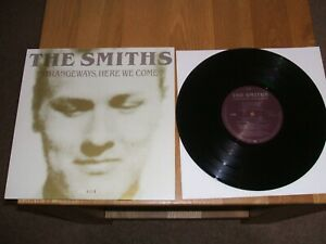 """THE SMITHS STRANGEWAYS HERE WE COME 10"""" LP (WEA NUMBERED LTD EDITION)"""