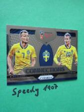 Panini PRIZM World Cup 2018 Russia CONNECTIONS Larsson Toivonen Sweden C-18