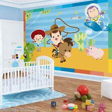 Los niños fotomural fotomurales papel pintado papel pintado Disney Toy Story Baby 536 p4
