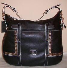 Guess Black Road Trip Hobo Handbag MSRP $118.00