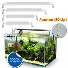 Aquarium Led Light Lighting Full Spectrum Aqua Plant Fish Tank Marine Bar Lamp