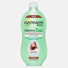 GARNIER INTENSIVE NOURISHING SHEA BUTTER BODY LOTION DRY TO EXTRA DRY SKIN 250ML
